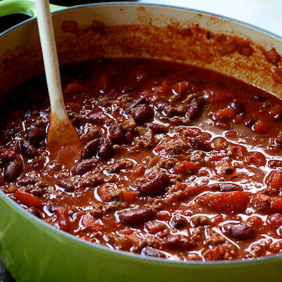Autumn Brew Chili